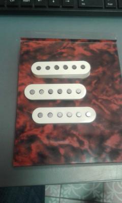 Pastillas Tex - Mex para Stratocaster