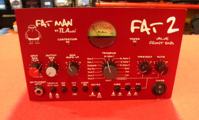 TL AUDIO FAT MAN FAT 2
