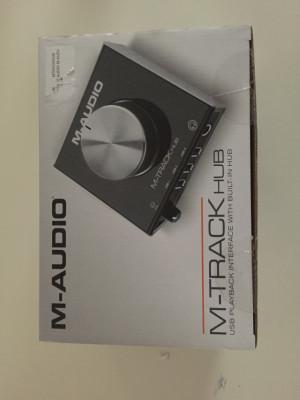 M-AUDIIO MTRACK HUB