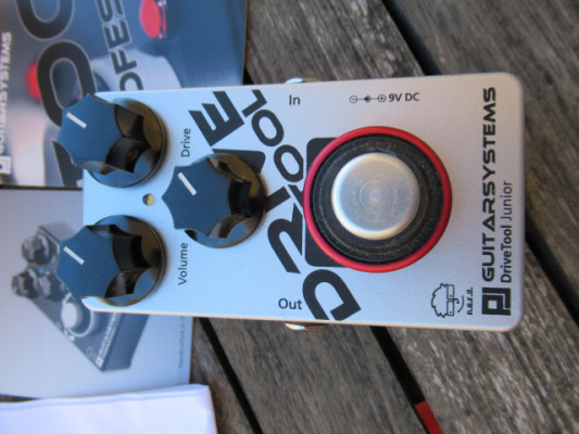 GUITARSYSTEMS DRIVE TOOL JUNIOR. Overdrive  hecho en Holanda