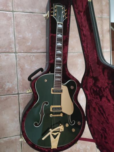 Gretsch G6196CG Cadillac Green