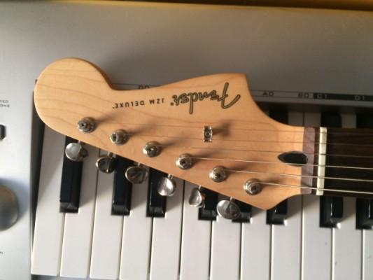 Cambio Fender JZM Deluxe.