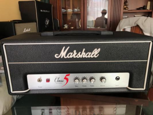 amplificador Marshall Class 5 Black roulette edición limitada