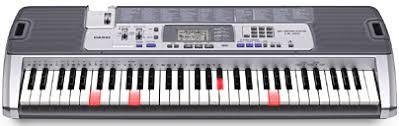 teclado casio lk 100