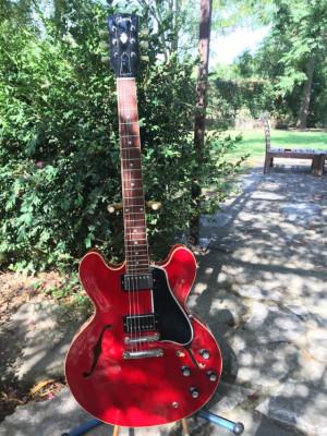 Gibson 335 '59 FC Custom Shop