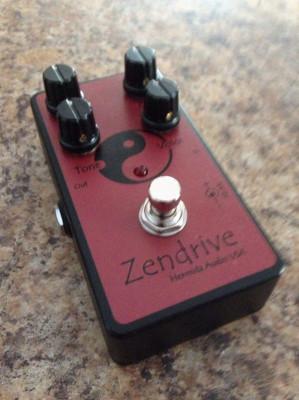 Zendrive Hermida Audio USA