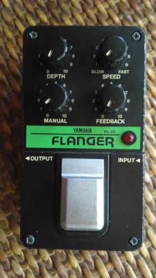 Flanger Vintage japan Yamaha FL-01