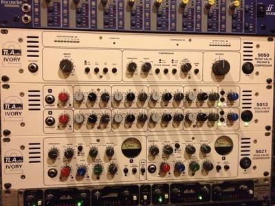 TL Audio Ivory EQ 5013