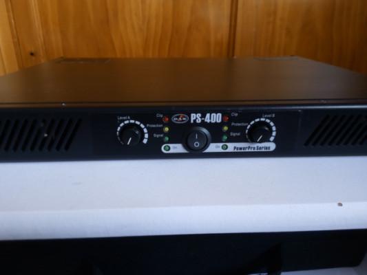 Etapa de potencia DAS PS 400