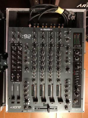 Mesa DJ Allen&Heath Xone92.