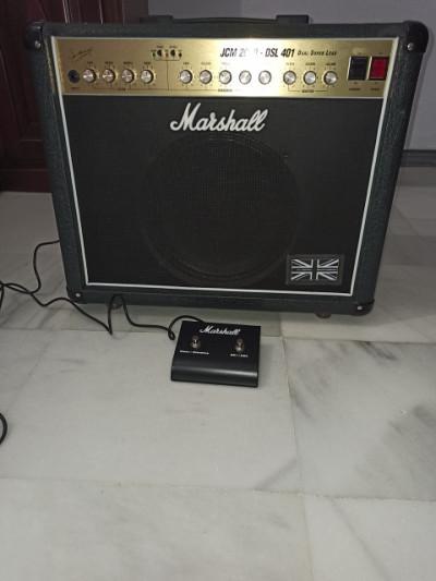 Amplificador Marshall jcm 2000 dsl 401
