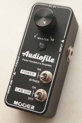 Mooer Audiofile