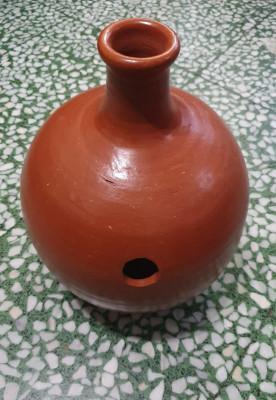 Udu de cerámica
