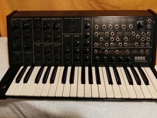 Korg MS-20 ( núm. sèrie 143.175 )
