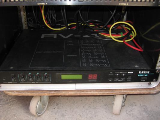 Procesador multiefecto KAWAI RV 4 - VINTAGE