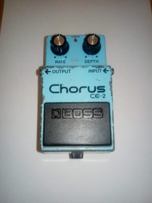1984 Boss CE-2 Chorus Vintage Japan