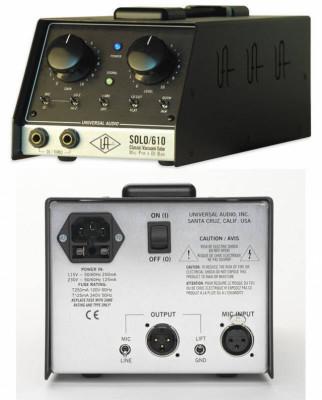 Compro Universal Audio 610 solo