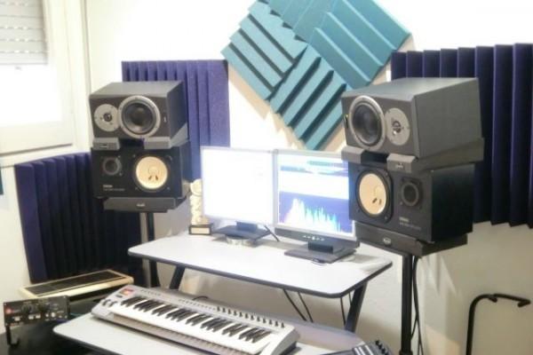 Mezclo tu Música On-Line, Mezcla, Masterización, Producción.