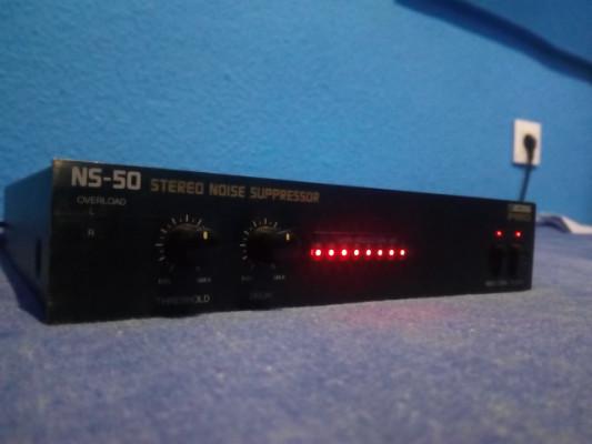 BOSS NS-50 Stereo Noise Suppressor