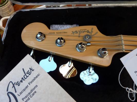 Fender Precision Bass 60 TH Limite Edicion