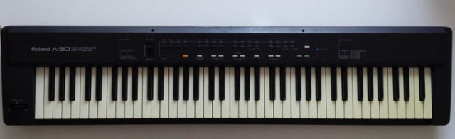 Roland A 30 (teclado controlador midi)