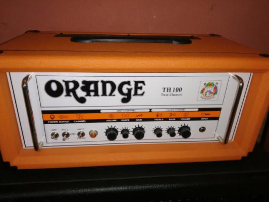 Cambio Orange TH100