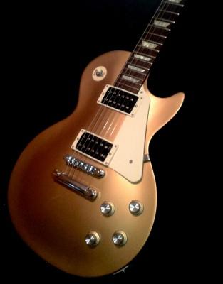Gibson les paul tribute 50 goldtop+MALETA