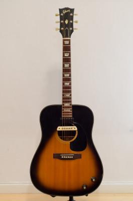 Gibson J-160E del 1974/5