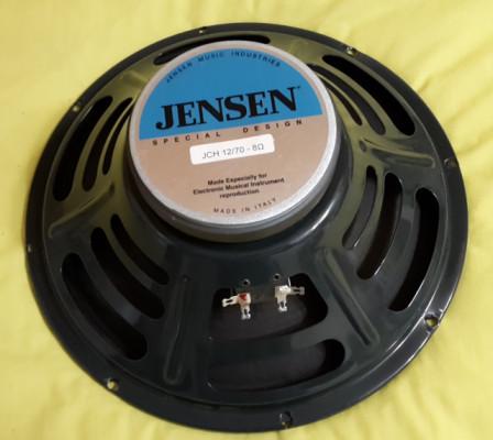 """Jensen JCH12/70  8 Ohms 12"""""""