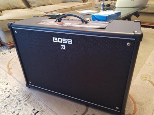 Amplificador Boss Katana 100/212 como nuevo