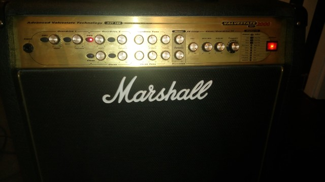 Marshall AVT Valvestate 2000 100w
