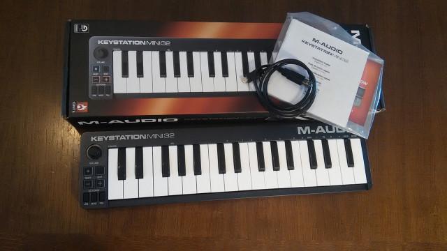 M-Audio Keystation Mini 32 USB