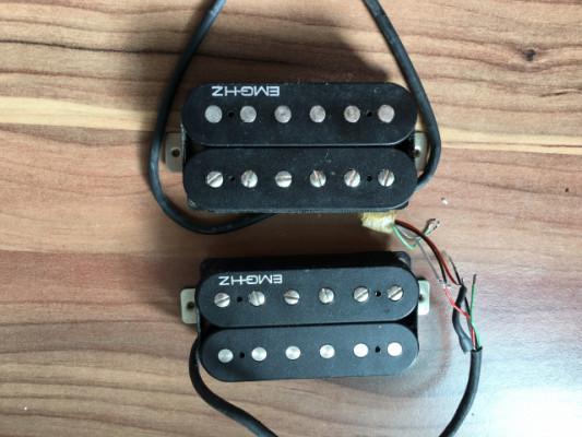 Pastillas EMG TB-1 y SA-1