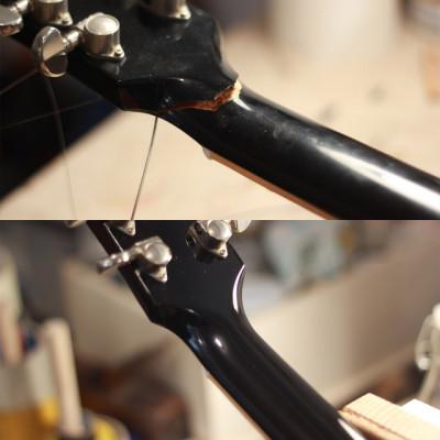 Luthier en Vigo