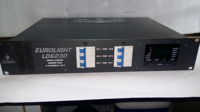 Dimmer Behringer Eurolight LD 6230