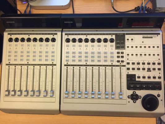 Mackie Control Universal Pro + Control XT Pro