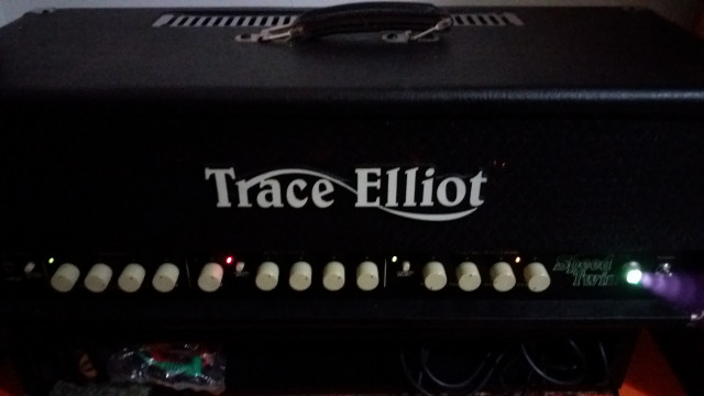 Trace elliot speed twin h100 mk2