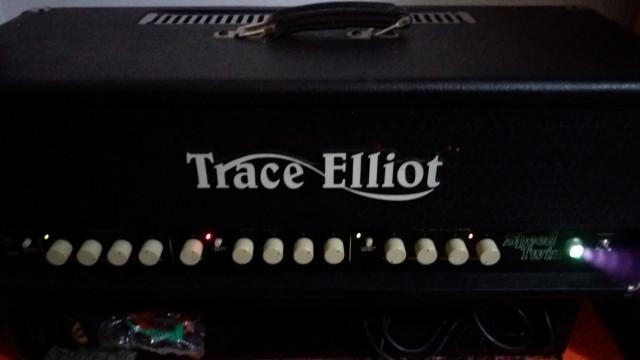 Trace elliot speed twin h100 mk2