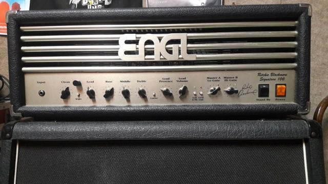 ENGL Blackmore Signature E650 100w. Mod. Pedro Vecino