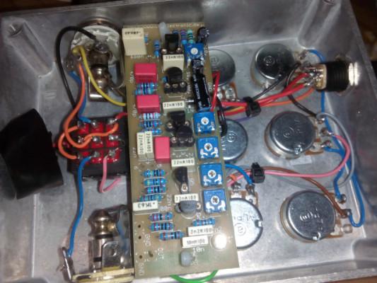 Emulador jcm800 (jfet)