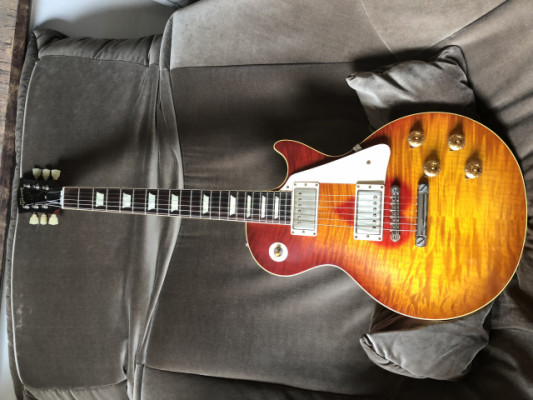 Gibson les paul R9 southernrock limited edition 2014