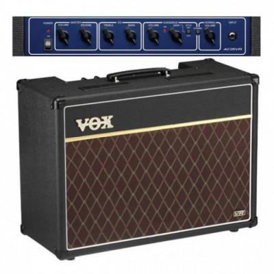 Amplificador Vox AC 15 VR