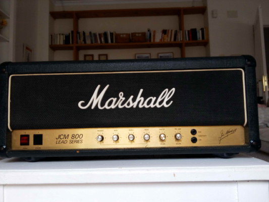 CABEZAL MARSHALL JCM800 1983 -REBAJADO-