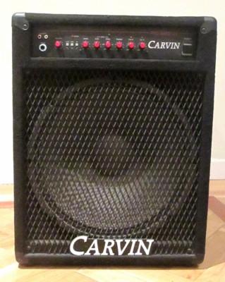 Amplificador de bajo Carvin pro bass 100