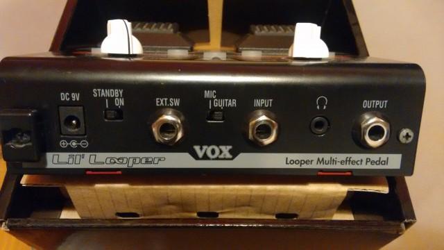 Cambio Vox lil looper