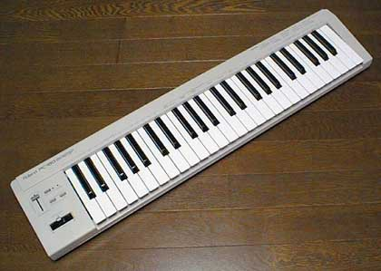 Roland Pc 180 Teclado Maestro Midi