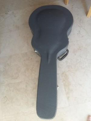 estuche duro guitarra caja o cambio por reverb