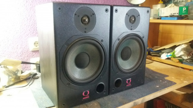 monitores de estudio h108 quested