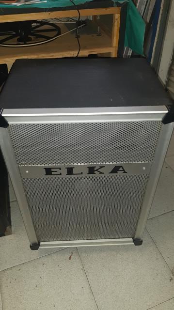 Amplificador ELKA R.M. 100