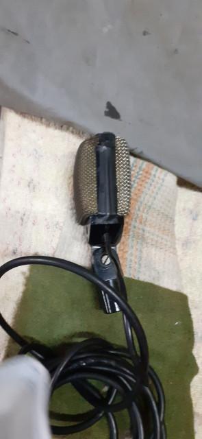 Micrófono AKG de los 60   14-S